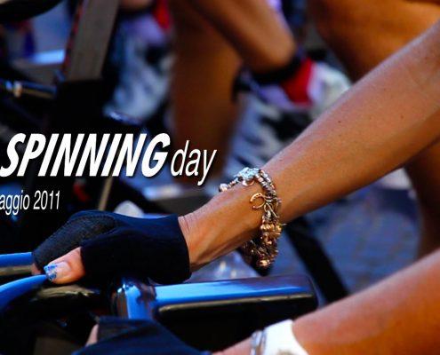 spinning day Pisa
