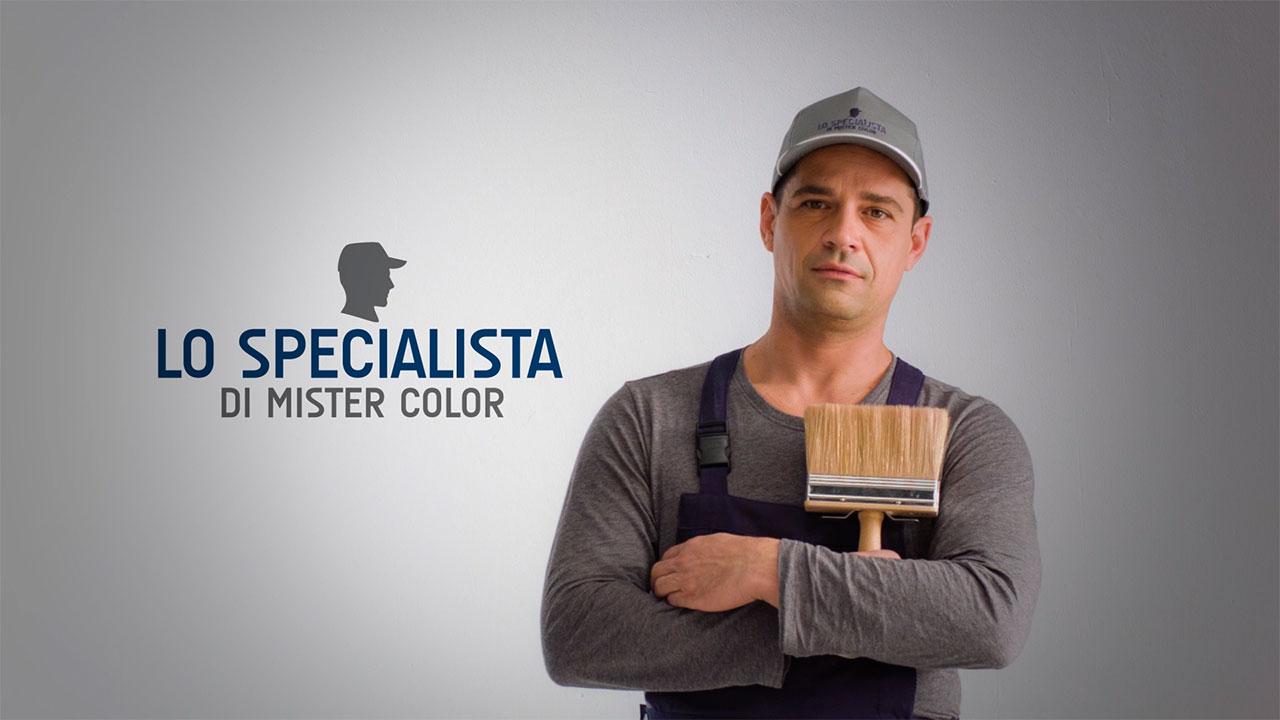Lo Specialista di Mister Color