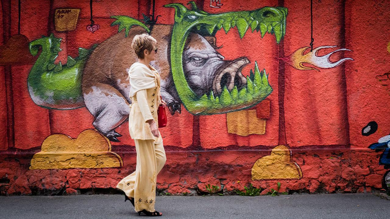 Lubiana street - Album fotografie